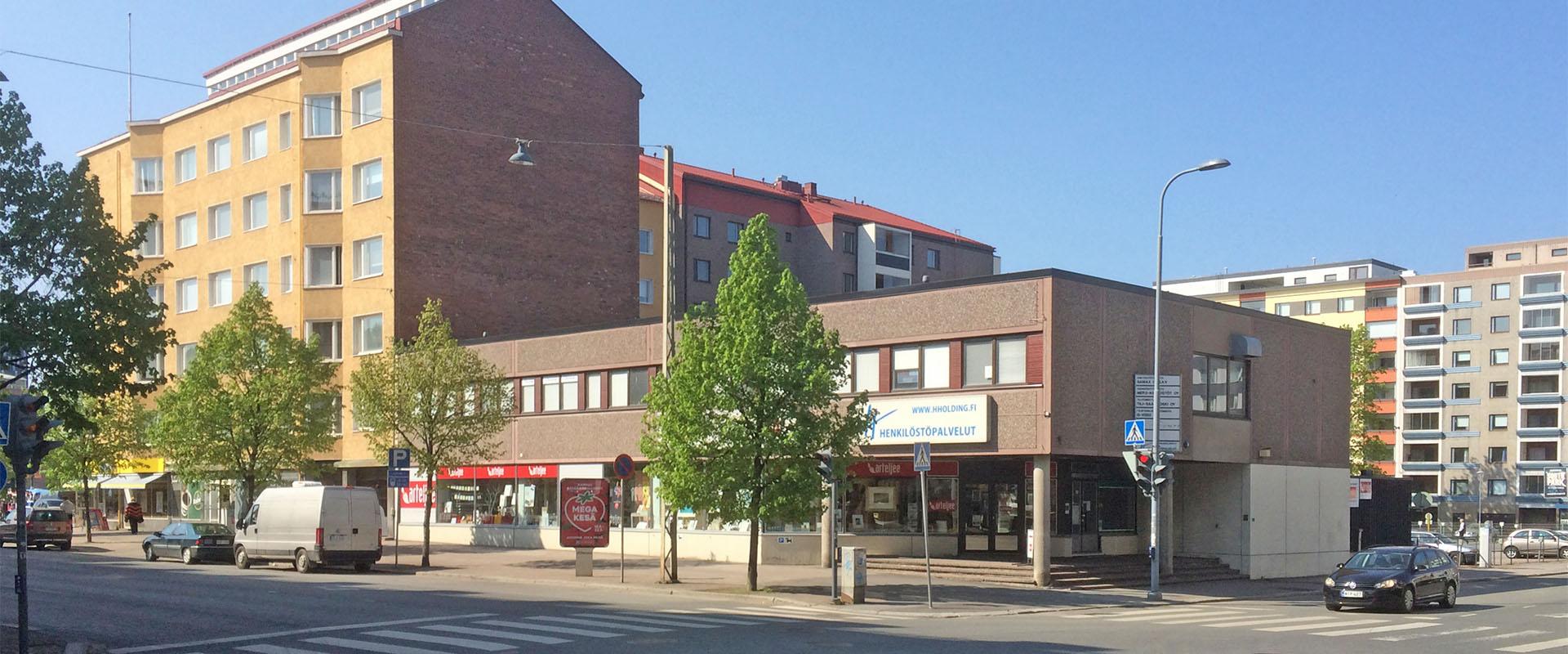 Tampereen Tietokonehuolto (Teknotaikurit), Tammelan puistokatu 22, 33100 Tampere